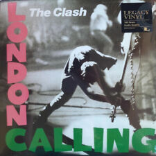 The Clash - London Calling (180-gram) [New Vinyl LP] UK - Import