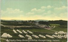 More details for curragh camp, co. kildare. cavalry camp, donnelly's hollow in signal series.