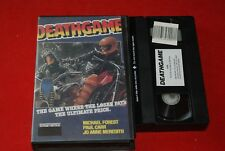 DEATHGAME  aka the dirt gang 1972 biker  (CBS/FOX PRE-CERT)  -  RARE AND DELETED