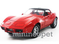 MOTORMAX 73244 1979 79 CHEVY CORVETTE COUPE 1/24 DIECAST RED