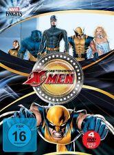 4 Marvel Filme Astonishing X-Men - Gifted & Dangerous & Unstoppable & Torn NEU