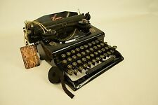 COLLECTIBLE GERMAN TYPEWRITER MONICA - NO RISK WITH SHIPPING