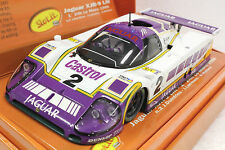 SLOT IT SICW03 SILK CUT JAGUAR XJR9 LE MANS NEW 1/32 LIMITED EDITION SLOT CAR