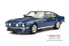 Aston Martin v8 Vantage v580 X-PACK 1986 BLU Salisbury Blue 1:18 GT Spirit 744