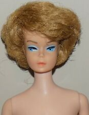 Barbie Vintage Doll Straight Leg Midge Japan Bubblecut Blonde Brown Hair Nude