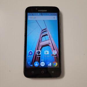Coolpad Defiant (3632A) Android Smartphone(MetroPCS)  - 8GB Black #63