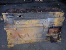 John Deere Diesel Engine 6068 68l Hf485 Engine Block R504850 Re528638 524k Ii