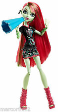 Monster High Ghoul Spirit Venus McFlayrap Doll Daughter of the Plant Monster New