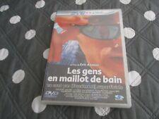 "DVD NEUF ""LES GENS EN MAILLOT DE BAIN ..."" Isabelle GELINAS, Gad ELMALEH"