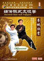 Chen Zhenglei Style Tai Chi Taichi Pugilism and Weapon Boxing Appreciation 3DVDs