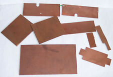 Copper Clad PCB Boards - 5+ pieces - useful - (models & others) – notes / pics E