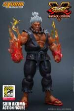 Storm Toys 1/12 Ultra Street Fighter II Akuma SDCC Action Figure