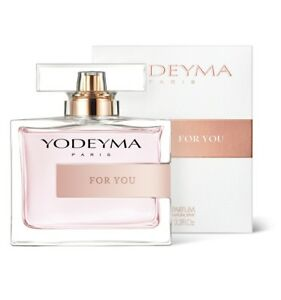 Yodeyma Eau De Parfum For You 100ml, UK SELLER