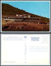 MEXICO Postcard - Topolobampo, Hotel Yacht B15