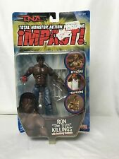 """TNA Wrestling RON """"The Truth"""" KILLINGS Impact Wrestling Action Figure WWE R 24/7"""