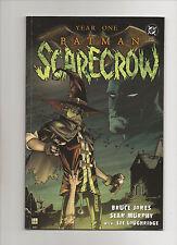 Year One: Batman Scarecrow #2 - Prestige Format - (Grade 9.2) 2005