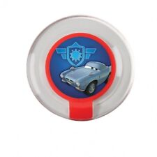 Disney Infinity 1.0 Series 1 C.H.R.O.M.E.'S Armor Shield Ability Power Disc