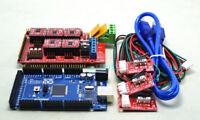 New 3D Printer Kit RAMPS 1.4 + Mega2560 R3 + A4988 + Endstop For Arduino Reprap