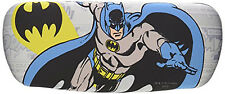 Spoontiques Padded Retro Batman Eye Glass Case with Matching Lens Cloth