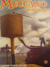 RARE MECCANO OCTOBER 1940 BURMA ROAD SHIM PI HO WOOTON RIVERS CLOCK FROG ADVERT