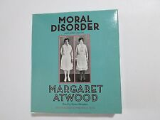 MORAL DISORDER AUDIOBOOK CDs Margaret Atwood 2006 NM