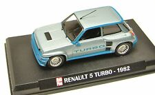 COLLECTION HACHETTE AUTO PLUS  IXO 1/43 RENAULT 5 TURBO 1982  /22