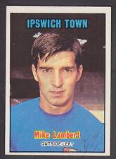 A&BC - Footballers (Orange 170-255) 1970 - # 227 Mike Lambert - Ipswich
