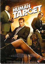 Human Target  Integrale Saison 1 - coffret boitiers 3 DVD NEUF