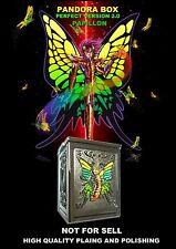 Saint Seiya Papillon MYTH MYU Pandora Box DIECAST Perfect Version 2.0 LIMITED