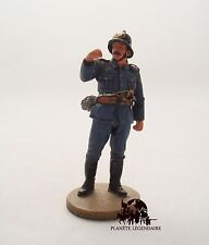 Figurine Collection Del Prado soldat plomb Pompier Tenue Feu Espagne 1945