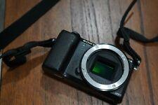 Sony Alpha a5100 Mirrorless 24.3MP Digital Camera Body Black