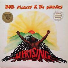 BOB MARLEY AND THE WAILERS  Uprising 1980 ISL 9596 PROMO vinyl