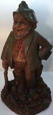 Tom Clark Gnomes- Hyke #27-Large Figurine, Signed Tom Clark