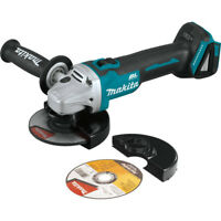 Makita 18V LXT Li-Ion Cordless Cut-Off/Angle Grinder XAG09Z New (Tool Only)