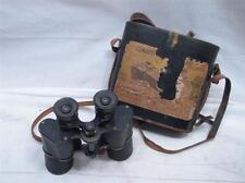 Vintage Hunalex Paris Air Force Binoculars Wwii era 12 X 43