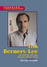 Tim Berners-Lee (Ferguson Career Biographies)-ExLibrary