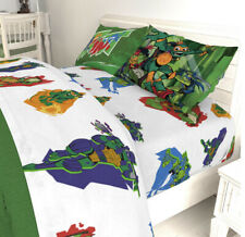 Teenage Mutant Ninja Turtle 3pc Sheet Set (Twin)