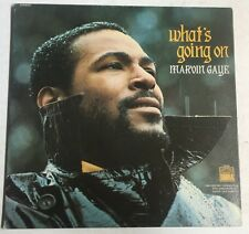 "Marvin Gaye LP ""What's Going On"" ~ ORIGINAL ~ Tamla ~ Gatefold ~ Soul ~ Nice!"