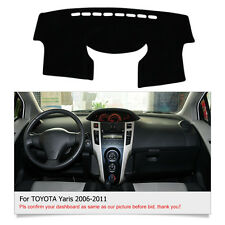 DashMat Carpet For 2006-2011 TOYOTA Yaris FLY5D Car Dashboard Mat Sun Cover Pad