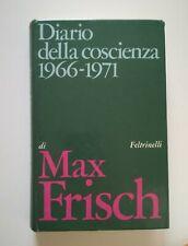 MAX FRISCH - Diario della coscienza 1966-1971 (Feltrinelli, 1974)