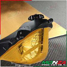 Gold Reflective Adhesive Heat Shield Material Kawasaki ZX10R GTR1400 / CONCOURS