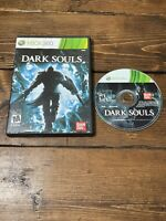 Dark Souls (Microsoft Xbox 360, 2011)- No Manual