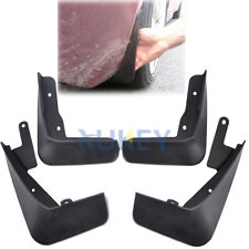 Front Rear MudFlaps Mud Flaps Splash Guards For Lexus IS IS250/350/300 2014-2018