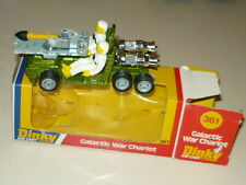 DINKY TOYS 361 GALACTIC WAR CHARIOT AUTOMODELLO SPAZIALE SCALA 1/43
