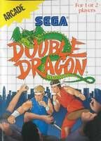 Double Dragon - Sega Master System Game Only