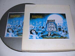 George Romero ( NIGHT OF THE LIVING DEAD 1968 ) Feature Super 8  B/W & SOUND