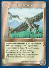 MIDDLE EARTH BLUE BORDER PREMIER RARE CARD EAGLE-MOUNTS