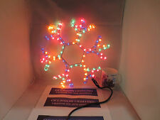CHRISTMAS SNOWFLAKE SNOW FLAKE LIGHT MULTIFUNCTION CHRISTMAS LIGHT GARDEN LIGHT