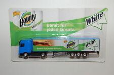 werbetruck - SEMIRREMOLQUE Bounty BLANCO - 1:87 - ESCALA H0-4