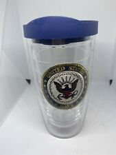 """Tervis Tumbler UNITED STATES NAVY 8"""" Plastic Cup"""